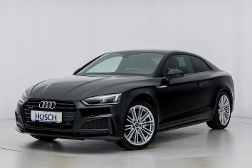 Audi A5 Coupe 2.0 TDI quattro Sport 2xS-line Aut. LP:72.057,-€ bei Autohaus Hösch GmbH in