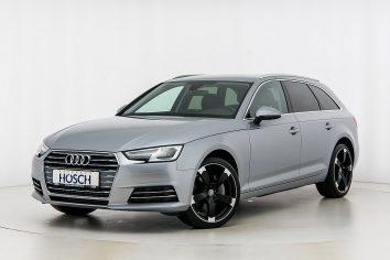 Audi A4 Avant 3.0 TDI Sport Aut. LP:59.354.-€ bei Autohaus Hösch GmbH in