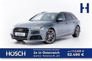 Audi A6 Avant 3.0 TDI quattro Competition Aut LP:112.535.-€ bei Autohaus Hösch GmbH in