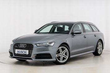 Audi A6 Avant TDI quattro Aut. LP:74.737,- € bei Autohaus Hösch GmbH in