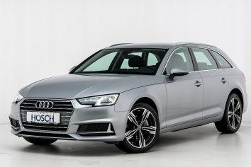 Audi A4 Avant TDI Sport Aut. LP:56.101.-/mrl.125.-* bei Autohaus Hösch GmbH in