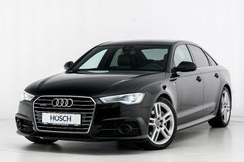 Audi A6 3.0 TDI quattro S-Line Aut LP:85.103.-€ bei Autohaus Hösch GmbH in