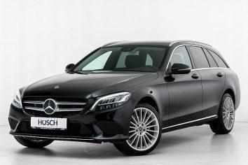 Mercedes-Benz C 220d Kombi 4Matic Avantgarde Aut. LP:60.786.-€ bei Autohaus Hösch GmbH in