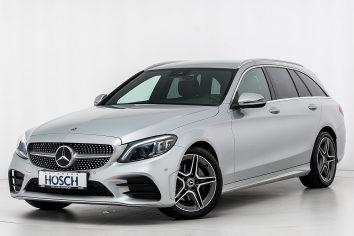 Mercedes-Benz C 220d Kombi AMG-Line Aut. LP:62.686.-€ bei Autohaus Hösch GmbH in