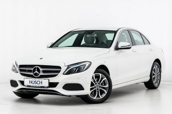 Mercedes-Benz C 220d 4Matic Avantgarde Aut LP:57.954.-€ bei Autohaus Hösch GmbH in