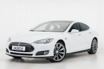Tesla Model S 85 D 4WD Aut. inkl. SUPERCHARGER! bei Autohaus Hösch GmbH in