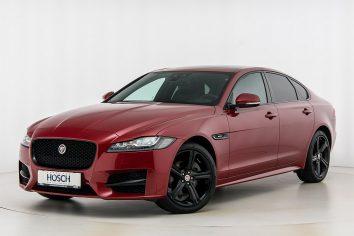 Jaguar XF 20d R-Sport Aut. LP:71.305.-€ bei Autohaus Hösch GmbH in