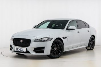 Jaguar XF 20d R-Sport Aut. LP:68.822.-€ bei Autohaus Hösch GmbH in