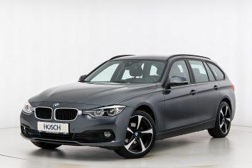 BMW 316d Touring Advantage Aut. LP:48.098.-/mtl.103.-* bei Autohaus Hösch GmbH in