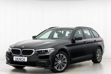 BMW 520d Touring xDrive Sport Line Aut. LP:70.891.-€ bei Autohaus Hösch GmbH in