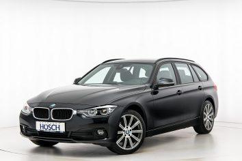 BMW 316d Touring Advantage Aut. LP:48.098.-€ bei Autohaus Hösch GmbH in