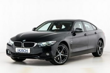 BMW 440i xDrive Gran Coupe Sport Line Aut. LP: 80.785.-€ bei Autohaus Hösch GmbH in
