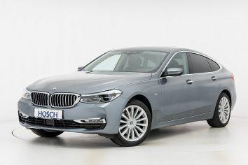 BMW 630 d xDrive Gran Turismo Luxury-Line Aut. LP: 95.888,-€ bei Autohaus Hösch GmbH in