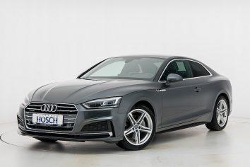 Audi A5 Coupe 2.0 TDI quattro Sport S-line Aut. LP: 64.750,-€ bei Autohaus Hösch GmbH in