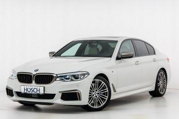 BMW 550i M-Performance xDrive Aut. LP:146.885.- € bei Autohaus Hösch GmbH in