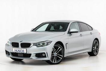 BMW 420d xDrive Gran Coupe M-Sport Aut. LP:71.641.-€ bei Autohaus Hösch GmbH in
