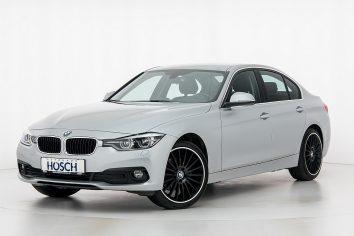 BMW 320d Advantage Aut. LP:50.055,-/ mtl. 156.-* bei Autohaus Hösch GmbH in