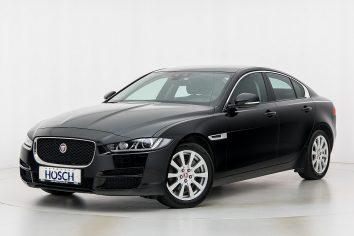 Jaguar XE 20d Pure Aut. LP: 46.766.-€ bei Autohaus Hösch GmbH in