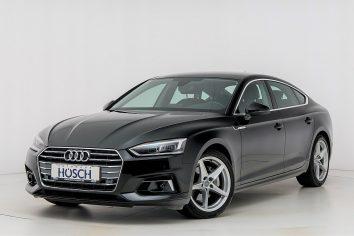 Audi A5 Sportback 40 TDI Sport Aut. LP:58.770,-€ bei Autohaus Hösch GmbH in