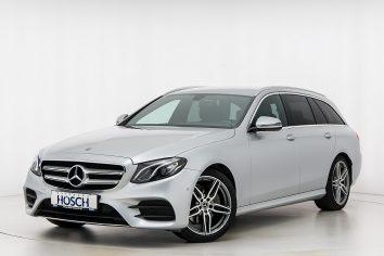 Mercedes-Benz E 220d Kombi AMG Line Aut. LP:76.778.-€ bei Autohaus Hösch GmbH in