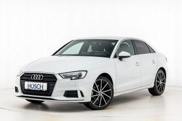 Audi A3 Limousine 1.6 TDI Sport LP:39.969.-€ bei Autohaus Hösch GmbH in