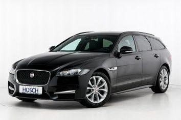 Jaguar XF SB 20d R-Sport Aut LP: 65.456.-€/mtl. 161.-* bei Autohaus Hösch GmbH in