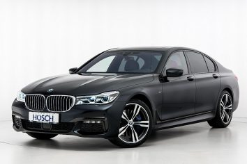 BMW 730d xDrive M-Sport Aut VOLL !!! LP: 148.186.- € bei Autohaus Hösch GmbH in