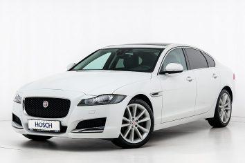 Jaguar XF 20d Prestige Aut. LP:62.972,-€ bei Autohaus Hösch GmbH in