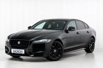 Jaguar XF 20d R-Sport AWD Aut. LP:70.395.-€ bei Autohaus Hösch GmbH in