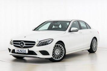 Mercedes-Benz C 220d Avantgarde Aut. LP:53.758.-€ bei Autohaus Hösch GmbH in