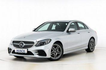 Mercedes-Benz C 220d AMG-Line Aut. LP:59.586.-/mtl.216.-* bei Autohaus Hösch GmbH in