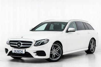 Mercedes-Benz E 220d Kombi AMG Line Aut. LP:75.592.-€ bei Autohaus Hösch GmbH in