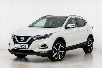 Nissan Qashqai 1,6 DCI  Tekna  LP: 35.086.-€ bei Autohaus Hösch GmbH in