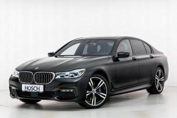 BMW 730d xDrive M-Sport Aut. VOLL ! LP:159.876.- € bei Autohaus Hösch GmbH in