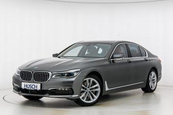 BMW 740d xDrive Aut. VOLL !!! LP: 157.761.-€ bei Autohaus Hösch GmbH in