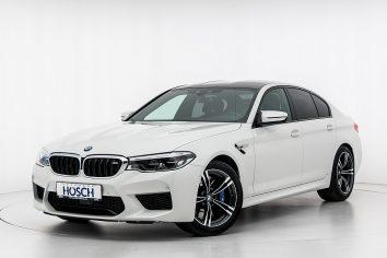 BMW M5 Limousine xDrive V8 BiTurbo Aut. LP: 167.124.-€ bei Autohaus Hösch GmbH in