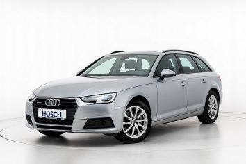 Audi A4 Avant TDI quattro Aut. LP: 66.664.-€ bei Autohaus Hösch GmbH in