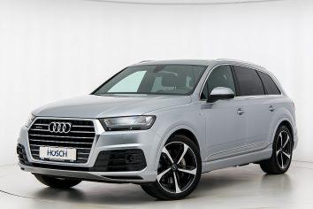 Audi Q7 3.0 TDI quattro 2xS-Line Aut LP: 121.566.- € bei Autohaus Hösch GmbH in