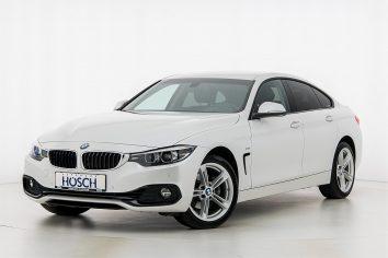 BMW 420d xDrive Gran Coupe Sport Line Aut. LP:64.960.-€ bei Autohaus Hösch GmbH in