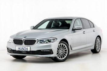 BMW 530d xDrive Sport Line Aut. LP: 93.723,-€ bei Autohaus Hösch GmbH in