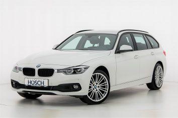 BMW 318d Touring xDrive Advantage  LP:50.420.-€ bei Autohaus Hösch GmbH in