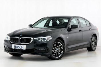 BMW 530d Sport Line Aut. LP:73.890.-€ bei Autohaus Hösch GmbH in