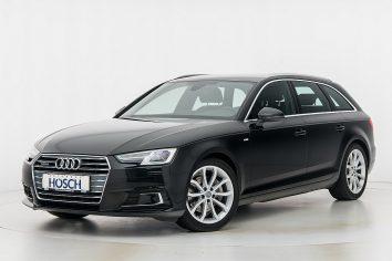 Audi A4 Avant TDI quattro Sport S-Line Aut. LP: 68.905,-€ bei Autohaus Hösch GmbH in