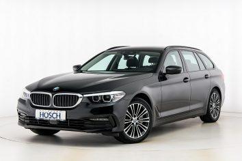 BMW 525d Touring SportLine Aut LP:73.349.-/mtl.173.-* bei Autohaus Hösch GmbH in