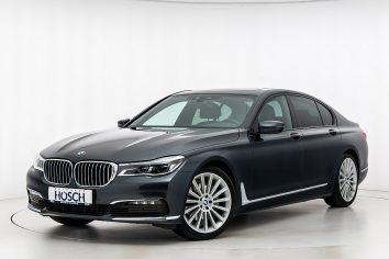 BMW 730d Aut. LP: 113.339,- € bei Autohaus Hösch GmbH in