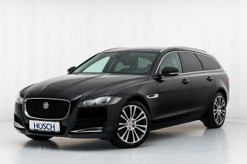Jaguar XF Sportbrake 25d AWD Prestige Aut LP:80.630,-€ bei Autohaus Hösch GmbH in