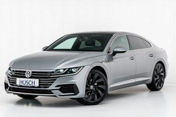 VW Arteon TDI R-Line Aut LP:66.419.-€ bei Autohaus Hösch GmbH in