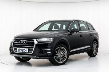 Audi Q7 50 TDI quattro Aut. LP:103.028.- € bei Autohaus Hösch GmbH in