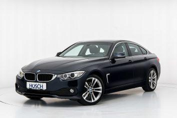 BMW 420d Gran Coupe Aut. LP: 48.258.-€ bei Autohaus Hösch GmbH in
