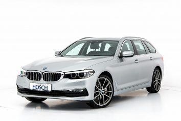 BMW 530i Touring Aut. LP: 67.056,-€ bei Autohaus Hösch GmbH in